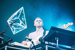 Disclosure at the 2014 Outside Lands Music and Art Festival - San Francisco, CA - 8/8/14