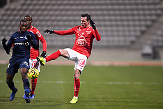 Paris FC vs Brest 22 Jan 2019