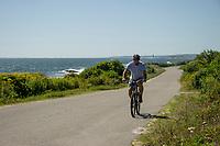 Maine ~ Scarborough - Peaks Island.  ©2019 Karen Bobotas Photographer