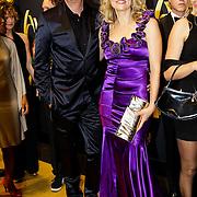 NLD/Amsterdam/20121019- Televiziergala 2012, Jochem van Gelder en Marit van Bohemen