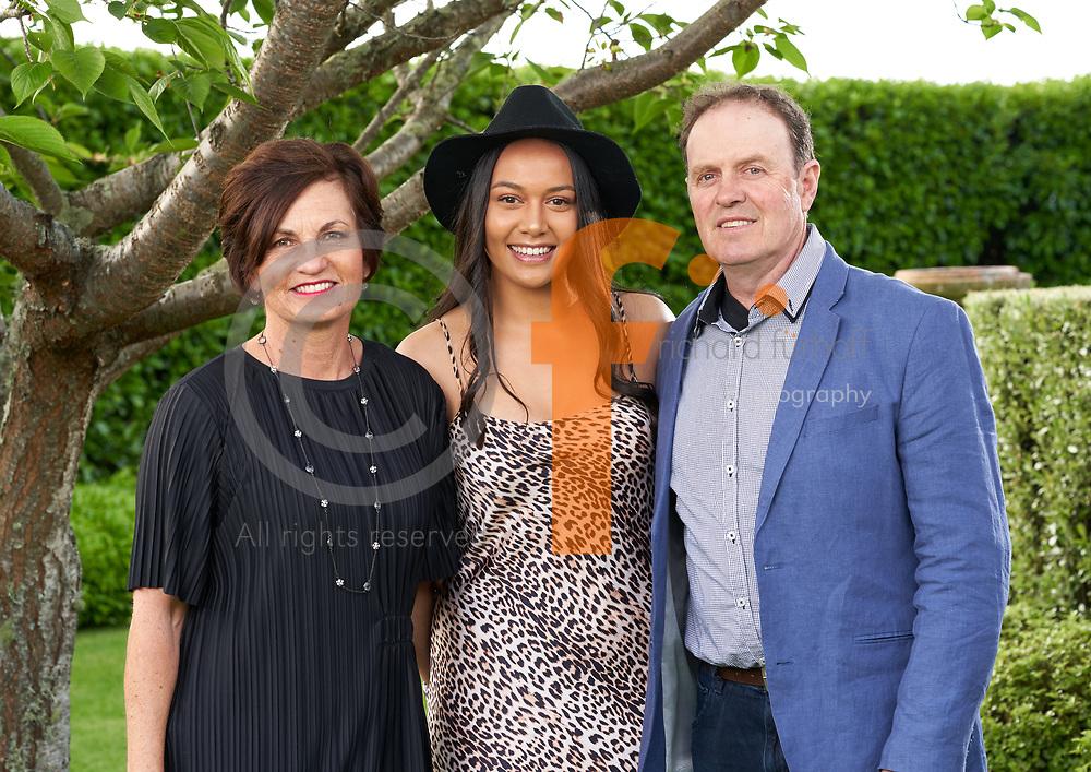 Iona Graduation Dinner, 2019.