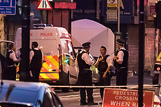 2017-06-19 Major incident declared as van runs into pedestrians near Finsbury Park Mosque - London
