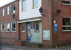 Newport Police Station
