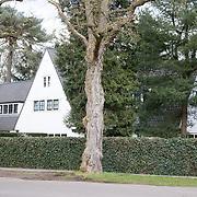 NLD/Bilthoven/20160308 - Woningen Koen Everink, oude woning Hoflaan 7 Bilthoven