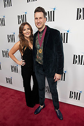 Nov. 13, 2018 - Nashville, Tennessee; USA - Musician RUSSELL DICKERSON attends the 66th Annual BMI Country Awards at BMI Building located in Nashville.   Copyright 2018 Jason Moore. (Credit Image: © Jason Moore/ZUMA Wire)