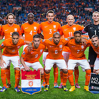20141010 Nederland - Kazachstan