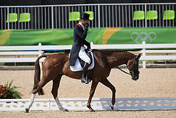 Fox Pitt William, GBR, Chilli Morning<br /> Dressage test evening<br /> Olympic Games Rio 2016<br /> © Hippo Foto - Dirk Caremans<br /> 06/08/16