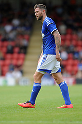 Ipswich Town's Daryl Murphy - photo mandatory by-line David Purday JMP- Tel: Mobile 07966 386802 02/08/14 - Leyton Orient v Ipswich Town - SPORT - FOOTBALL - Pre season - London -  Matchroom Stadium
