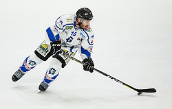 Luca Felicetti of Broncos  during ice hockey match between HK SZ Olimpija and WSV Sterzing Broncos Weihenstephan (ITA) in Round #12 of AHL - Alps Hockey League 2018/19, on October 30, 2018, in Hala Tivoli, Ljubljana, Slovenia. Photo by Vid Ponikvar / Sportida