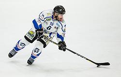 Luca Felicetti of Broncos  during ice hockey match between HK SZ Olimpija and WSV Sterzing Broncos Weihenstephan (ITA) in Round #12 of AHL - Alps Hockey League 2018/19, on October 30, 2018, in Hala Tivoli, Ljubljana, Slovenia. Photo by Vid Ponikvar / Sportida