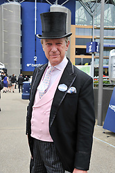 BRODERICK MUNRO-WILSON at day 2 of the 2011 Royal Ascot Racing festival at Ascot Racecourse, Ascot, Berkshire on 15th June 2011.