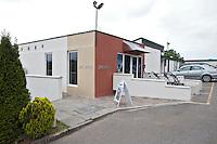 HOLYWOOD - Clubhuis. Holywood GC (Noord Ierland) - COPYRIGHT KOEN SUYK