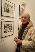 NEIL LIBBERT, Ossie Clark: The King of The King's Road Reigns Again . Mixed exhibition of photographs of Ossie Clark inc pictures by Terry O Neill, Homer Sykes and Neil Libbert, Proud Chelsea, King's Rd. London. 20 February 2013.