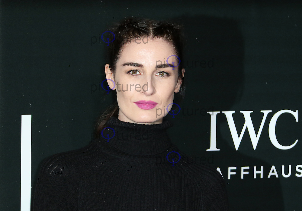 Erin O'Connor, Luminous - BFI gala dinner and auction, Guildhall, London UK, 06 October 2015, Photo by Richard Goldschmidt