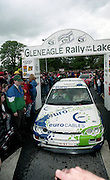 Austin McHale wins at Rally of the Lakes.<br /> Picture by Don MacMonagle<br /> e: info@macmonagle.com