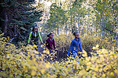 UOT Fall Family Hiking at Snowbird