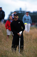 Tiger Woods of USA