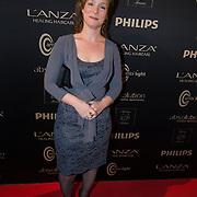 NLD/Amsterdam/20140311 - Modeshow Addy van den Krommenacker 2014, Prinses Margarita de Bourbon de Parme