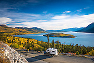 Autumn Yukon Gold! A Camper Roadtrip through the Yukon Territory of Canada.