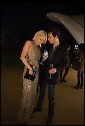 Mark-Francis Vandelli; Sophia Hesketh,, Julia Peyton-Jones, Hans Ulrich Obrist and Coach host the Serpentine Future Contemporaries Party. Serpentine Sackler Gallery. Kensington Gdns. London. 21 February 2015