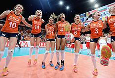 20151001 NED: Volleyball European Championship Nederland - Polen, Rotterdam