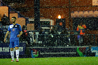 Michael Clarke. Stockport County FC 3-0 Kidderminster Harriers FC, 16.1.18. Buildbase FA Trophy