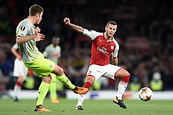 Jack Wilshere of Arsenal - Mandatory by-line: Patrick Khachfe/JMP - 14/09/2017 - FOOTBALL - Emirates Stadium - London, England - Arsenal v Cologne - UEFA Europa League Group stage