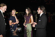 ANNA BATE, LADY SOPHIE HAMILTON AND JOHNNY BATE, The 28th Game Conservancy Trust Ball, In association with Barter Card. Battersea Park. 18 May 2006. ONE TIME USE ONLY - DO NOT ARCHIVE  © Copyright Photograph by Dafydd Jones 66 Stockwell Park Rd. London SW9 0DA Tel 020 7733 0108 www.dafjones.com