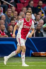 Ajax Amsterdam and AEK FC 19 Sept 2018