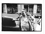 Al Goldstein. Manhattan. 1992. © Copyright Photograph by Dafydd Jones 66 Stockwell Park Rd. London SW9 0DA Tel 020 7733 0108 www.dafjones.com