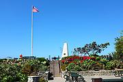 Memorial at Recreation Point in Heisler Park