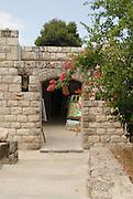 Israel, Carmel Mountain Range, Ein Hod, Artist's village