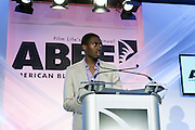 Miami Beach, Florida, NY-June 23: Actor Robert Hunter attends the 2012 American Black Film Festival Winners Circle Awards Presentation held at the Ritz Carlton Hotel on June 23, 2012 in Miami Beach, Florida (Photo by Terrence Jennings)