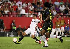 Sevilla FC v Standard Liege - 20 September 2018