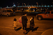 """A woman from Guatemala and her two daughters were apprehended upon crossing the US-Mexico border between El Paso, Texas and Ciudad Juárez, Mexico, and immediately """"expelled"""" back to Mexico in the early hours of April 2, 2020 at the Paso del Norte International Bridge in Ciudad Juárez in the state of Chihuahua, Mexico. Under emergency coronavirus measures, United States Border Patrol can now immediately return undocumented immigrants who crossed the US-Mexico between a port of entry, """"to help prevent the spread of COVID-19,"""" according to a video posted on a Border Patrol twitter account. Detainees coming from Mexico, Guatemala, El Salvador and Honduras must only be fingerprinted, then they are sent back to Mexico at the closest port of entry."""