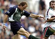 Reading, Berkshire, UK., 19th September 2004, Zurich Premiership Rugby, London Irish vs Leicester Tigers, Madejski Stadium, England, [Mandatory Credit: Pete Spurrier/Intersport Images],