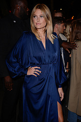 Caroline Receveur attending L'Oreal Paris X Balmain party at Ecole de Medecine during Paris Fashion Week Spring Summer 2018 held in Paris, France on September 28, 2017. Photo by Julien Reynaud/APS-Medias/ABACAPRESS.COM