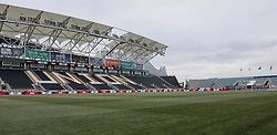 May 28, 2018 - Chester, PA, USA - Chester, PA - Monday May 28, 2018: USMNT vs Bolivia at Talen Energy Stadium during an international friendly match between the men's national teams of the United States (USA) and Bolivia (BOL) at Talen Energy Stadium. (Credit Image: © John Dorton/ISIPhotos via ZUMA Wire)