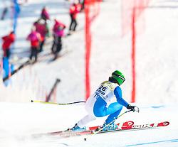 21.01.2011, Tofana, Cortina d Ampezzo, ITA, FIS World Cup Ski Alpin, Lady, Cortina, SuperG, im Bild // during FIS Ski Worldcup ladies SuperG at pista Tofana in Cortina d Ampezzo, Italy on 21/1/2011. EXPA Pictures © 2011, PhotoCredit: EXPA/ J. Groder