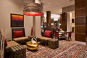 The Hilton Garden Inn Homewood Suites designed by Collaborative Studios Wednesday, Jan. 17, 2018 in Charlotte, TN.
