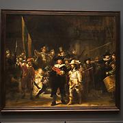 NLD/Amsterdam/20190507 - Toppers in het Rijksmuseum, De Nachtwacht
