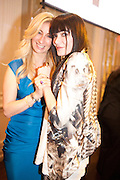 JENNY HALPERN; ANNABELLE NEILSON, The ICA's Psychedelica Gala Fundraising party. Institute of Contemporary Arts. The Mall. London. 29 March 2011. -DO NOT ARCHIVE-© Copyright Photograph by Dafydd Jones. 248 Clapham Rd. London SW9 0PZ. Tel 0207 820 0771. www.dafjones.com.