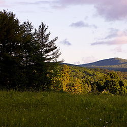 Sabins Pasture in Montpelier, Vermont.