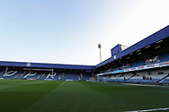 A general view of Loftus Road the EFL Sky Bet Championship match between Queens Park Rangers and Brighton and Hove Albion at the Loftus Road Stadium, London, England on 7 April 2017.