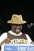 Manchester, TN, June 13, 2005;  The Word, featuring Robert Randolph, Jon Medeski, and members of The North Mississippi Allstars; Luther Dickinson, Cody Dickinson, and Chris Chew performs during The Bonnaroo 2005 Arts and Music Festival. Mandatory Credit: Photo by Bryan Rinnert