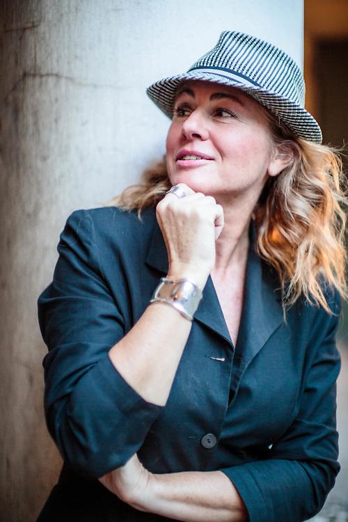 22 SEP 2014 - Brescia - Barbara Veronesi - Aqueodesign, H.DUE.O, ombrelli, trolley, accessori.