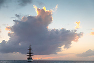 Bequia, St. Vincent and the Grenadines, Caribbean, Sea Cloud, travel