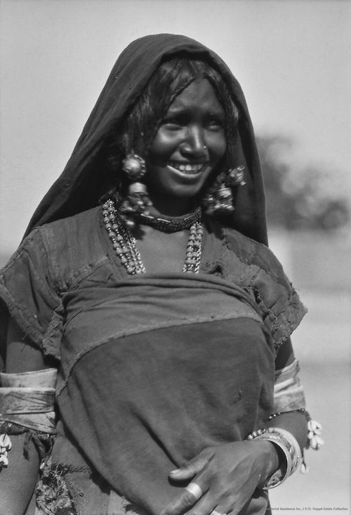 Lambadi Girl, Guntakal, India, 1929