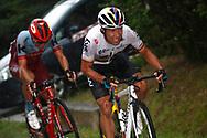Sergio Luis Henao (COL - Team Sky) during the 101th Tour of Italy, Giro d'Italia 2018, stage 12, Osimo - Imola 213 km on May 17, 2018 in Italy - Photo Luca Bettini / BettiniPhoto / ProSportsImages / DPPI