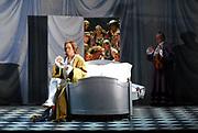 03/17/2009 -- GASTON DE CARDENAS/EL NUEVO HERALD --  Le Nozze Di Figaro -- Florida Grand Opera Production of Le Nozze di Figaro featuring Aaron St. Clair Nicholson, as The Count